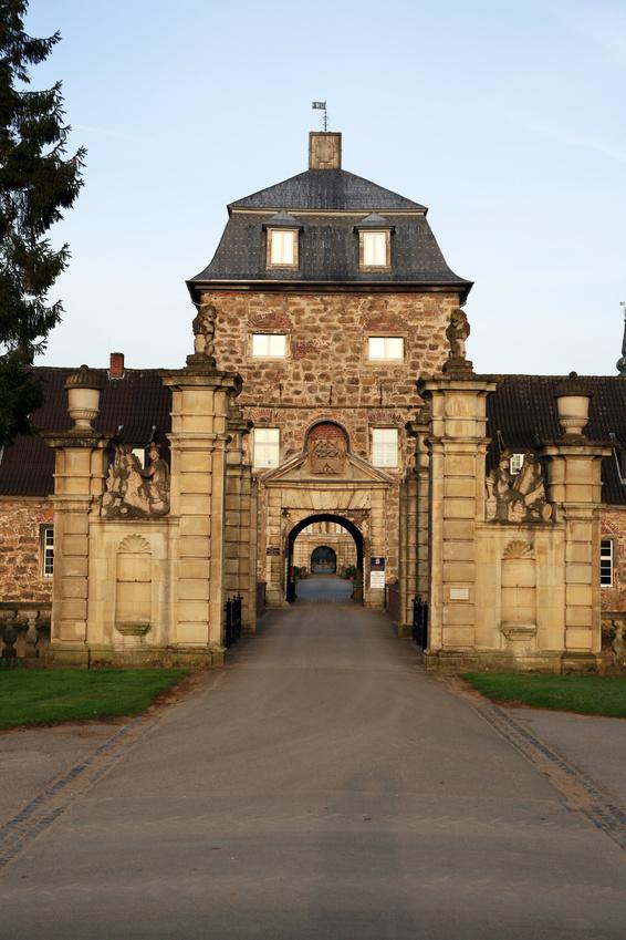 Rollrasen Dorsten, Schloss Lembeck