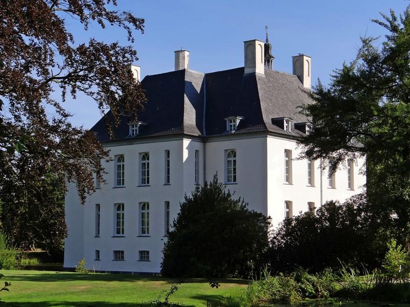 Rollrasen Hünxe, Schloss Gartrop