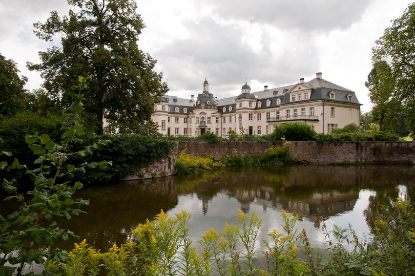 Rollrasen Rosendahl - Schloss Valar Coesfeld