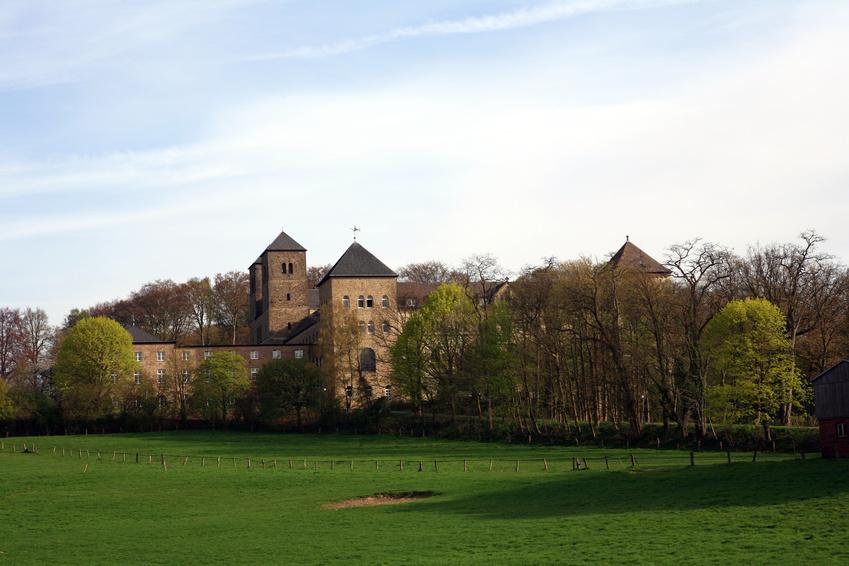 Rollrasen Billerbeck, Benediktinerabtei Gerleve